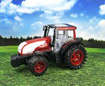 Wielki traktor