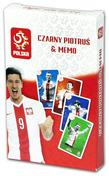 Karty do gry PIOTRUŚ & MEMO Reprezentacja Polski