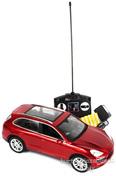 Auto Porsche na radio