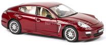 Auto metalowe Porsche Panamera na radio