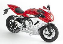 Markowy model motocykla MV AGUSTA F3 800