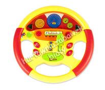 Kierownica z dźwiękami dla małego kierowcy