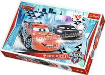 Lodowa przygoda - puzzle 100 elementów