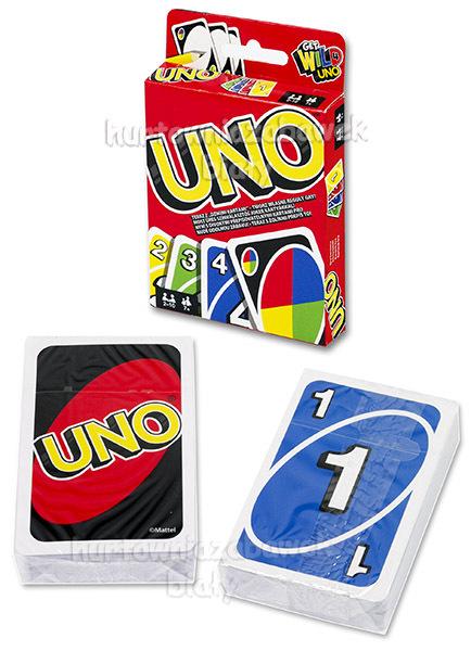 Karty Uno Get Wild Uno Hurtowniazabawek Pl
